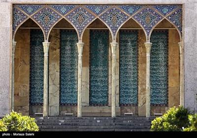سرزمین مادری / آرامگاه صائب تبریزی