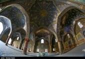 المسجد الکبیر فی أصفهان.. شاهد حی على أربعمائة عام من العمارة الایرانیة الاصیلة + صور