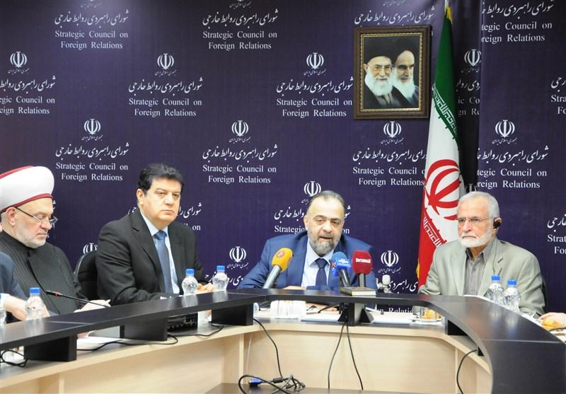 بعد لقاء خرازی بوزیر الأوقاف السوری: تأسیس کلیة للمذاهب الإسلامیة فی دمشق