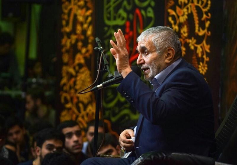 مداحی حاج منصور ارضی در سوگ امام حسن عسکری(ع)