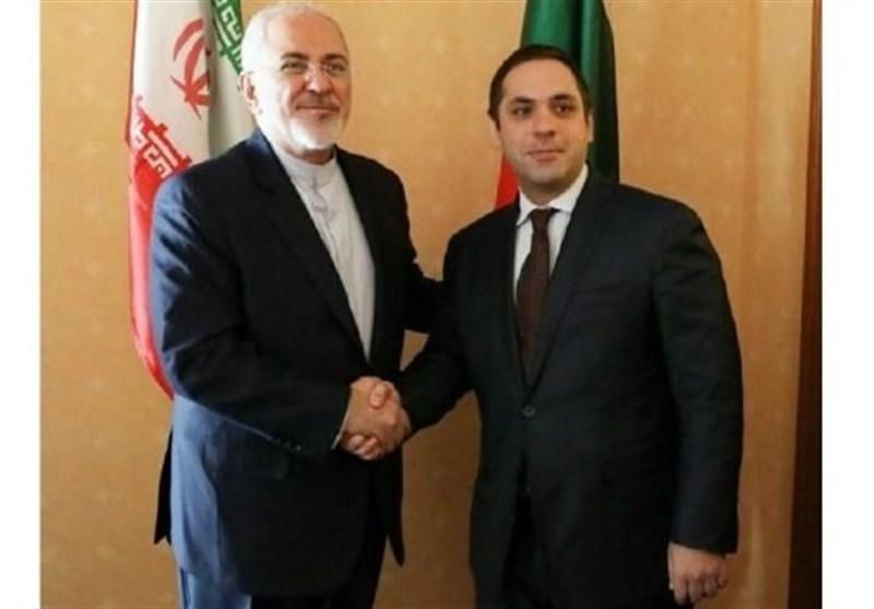 Iran's Zarif, Bulgarian Economy Minister Meet in Sofia