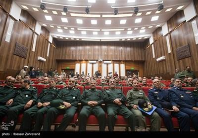 افتتاح مرکز آموزش هوانوردی و تعمیرات تخصصی بالگرد سپاه