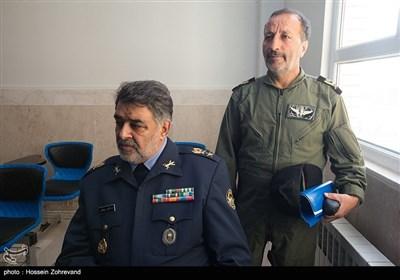 سردار محمد رحمانی فرمانده هوانیروز سپاه