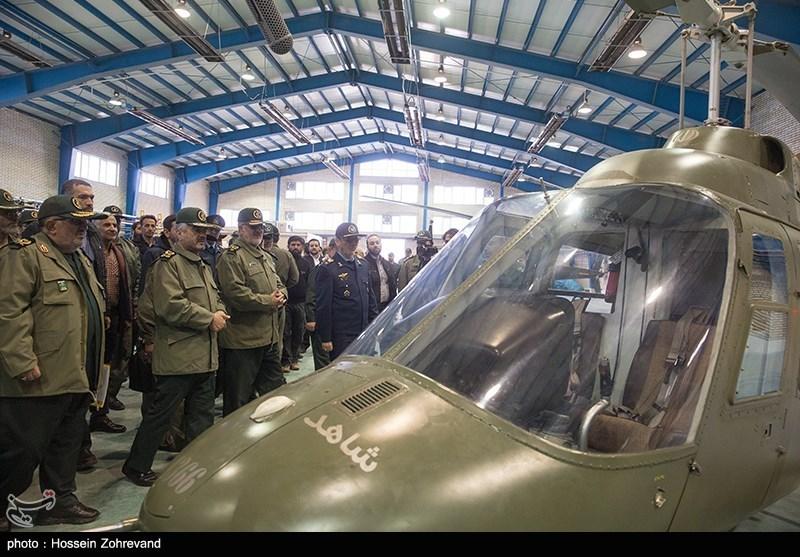 ساخت ایران|بالگرد شاهد - ۲۷۸ + تصویر ,