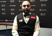 Hossein Vafaei Beats Ronnie O'Sullivan in German Masters Qualifier
