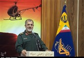 نفربرهای خشایار نیروی زمینی سپاه جان سیلزدگان را نجات داد