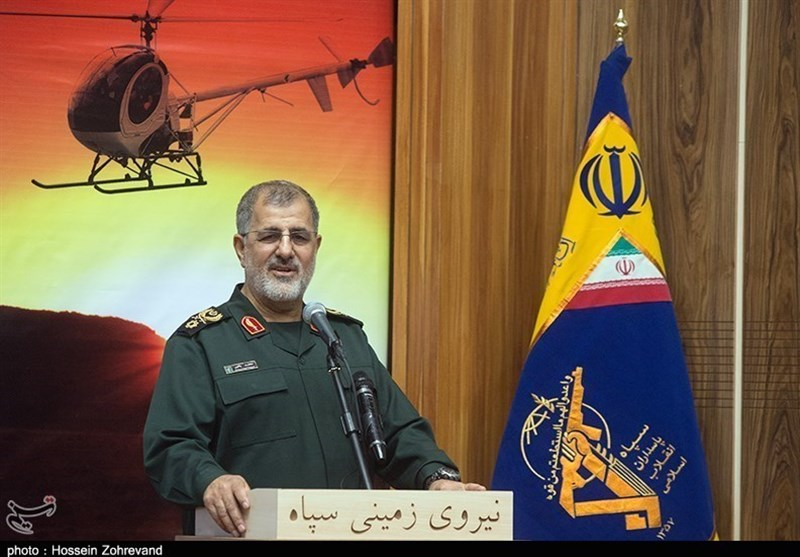 IRGC Forces Smash 3 Terrorist Cells in SE Iran: Commander