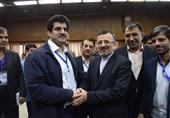 مخالفت وزارت ورزش با استعفای رسول خادم/ داورزنی: تمام قد کنار خادم و کشتی خواهیم بود