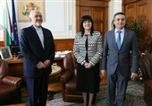 Iranian Top Diplomat Meets Bulgarian Counterpart, Parliament Speaker