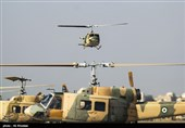 Iran Army Unveils New Chopper Gear