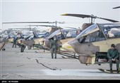 Iranian Army Aviation's Chopper Fleet Strongest in Region: Commander