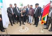خوزستان  کلنگ طرح انتقال آب از رودخانه کارون به جراحی بر زمین زده شد