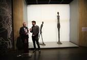 جانمایی مجسمههای آلبرتو جاکومتی در فضای داخلی موزه هنرهای معاصر تهران