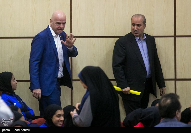 آیا فوتبال ایران با استعفای مهدی تاج تعلیق نمیشود؟ + فیلم