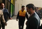 حاشیه دربی 86| نظر وزیر ارتباطات درباره دربی پس از حضور در ورزشگاه آزادی