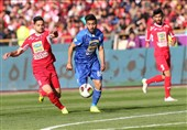 Iran Professional League: Esteghlal Edges Persepolis (+Photos)