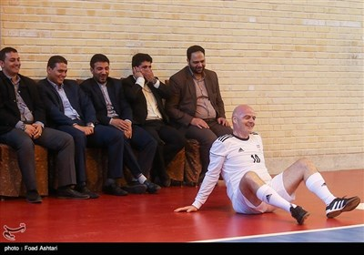 FIFA Chief Infantino Visits Tehran