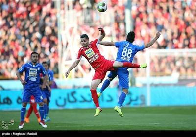 Tehran Derby: Esteghlal Beats Persepolis