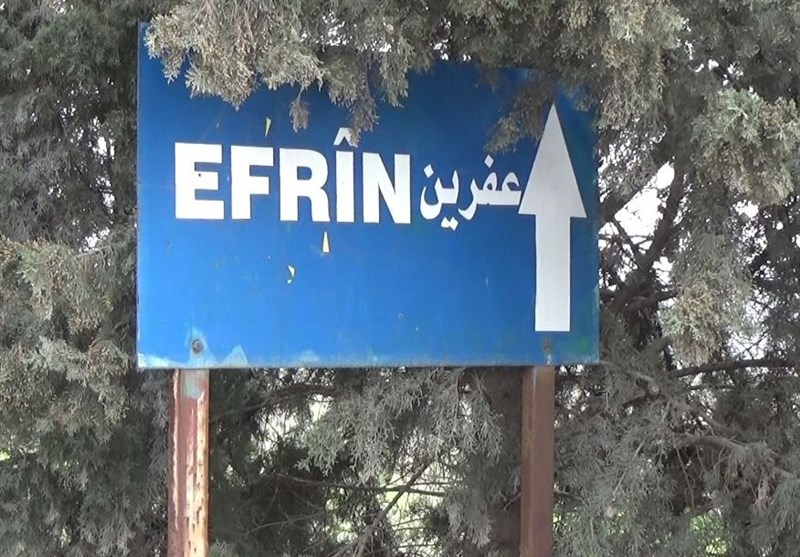 Turkey Forces Encircle Syria's Afrin: Report