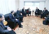 دیدار ظریف با وزیر تجارت خارجی بوسنی و هرزگوین