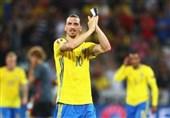 رسانه سوئدی ادعا کرد: زلاتان به زودی به تیم ملی سوئد برمیگردد!