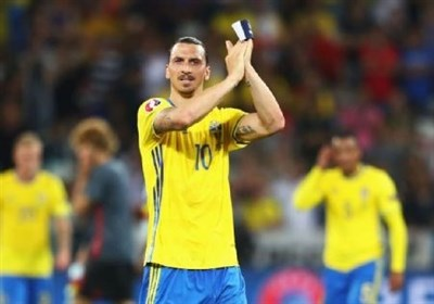 زلاتان: فدراسیون سوئد هر روز از من می پرسد آیا به تیم ملی برمی گردم یا نه!