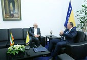 Iranian, Bosnian FMs Urge Closer Anti-Terror Cooperation