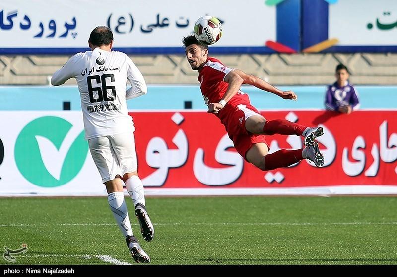 لیگ برتر فوتبال| پیروزی پدیده، نساجی و پیکان در نیمه نخست