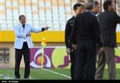 ابراهیمزاده: فکر کردن به سقوط, انرژیمان را میگیرد/ باشگاهها هم مثل تیم ملی نیاز به آرامش دارند