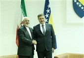 Iran, Bosnia Eye Broader Trade Ties