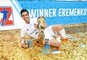 طیبی در میان 10 بازیکن برتر لیگ قهرمانان فوتسال اروپا