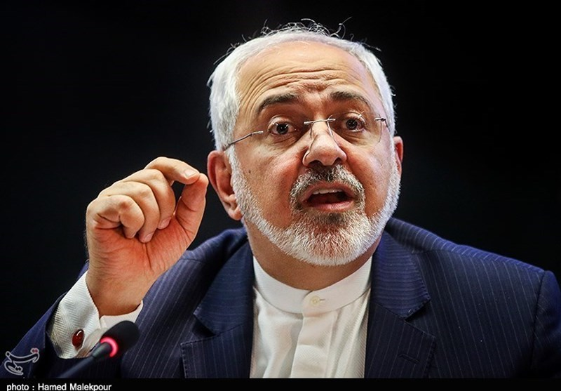 Zarif Hammers US, Europe for Flimsy Misreading of UNSCR 2231