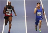 Iran's Taftian Wins Gold at Montgeron Athletics Meeting