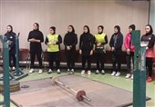 پس از 70 سال در ورزش ایران؛ نخستین تیم وزنهبرداری بانوان به مسابقات بین المللی اعزام شد