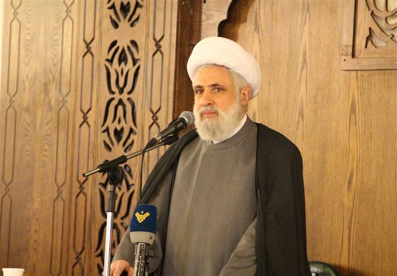 """الشیخ قاسم: حزب الله یعیش معاناة الناس.. فی منطقتنا یوجد خطر سرطانی کبیر اسمه """"إسرائیل"""""""