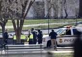 سی ان ان: تدابیر امنیتی در اطراف کاخ سفید تشدید شده است