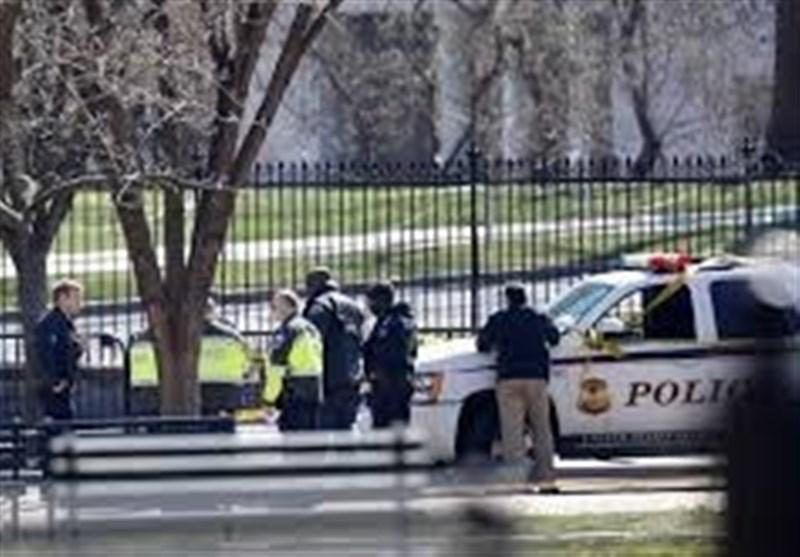 Man Shot Himself Outside White House