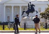 فردی مقابل کاخ سفید خودکشی کرد