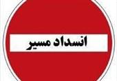 تهران| 4 ورودی شهرستان دماوند از ساعت 24 مسدود میشود