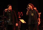 خوانندگیِ روزبه بمانی در کنسرت دارکوب