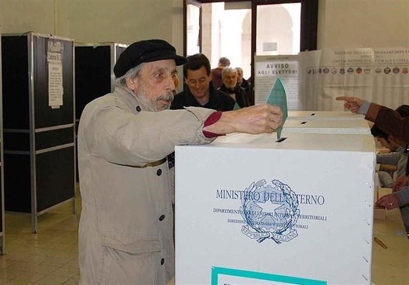 Italians Begin Voting for New Parliament