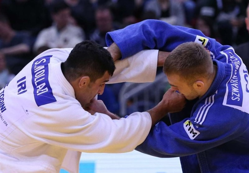 IJF Grand Slam: Iran's Mollaei Wins Bronze Medal