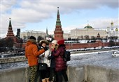 عکس| زمستان در مسکو