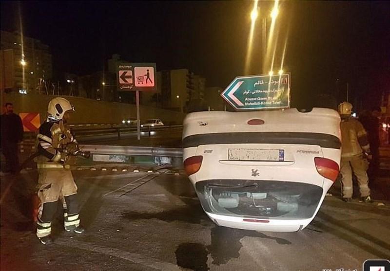 خسارت 53 هزار میلیارد تومانی تصادفات رانندگی به اقتصاد ایران در 1 سال