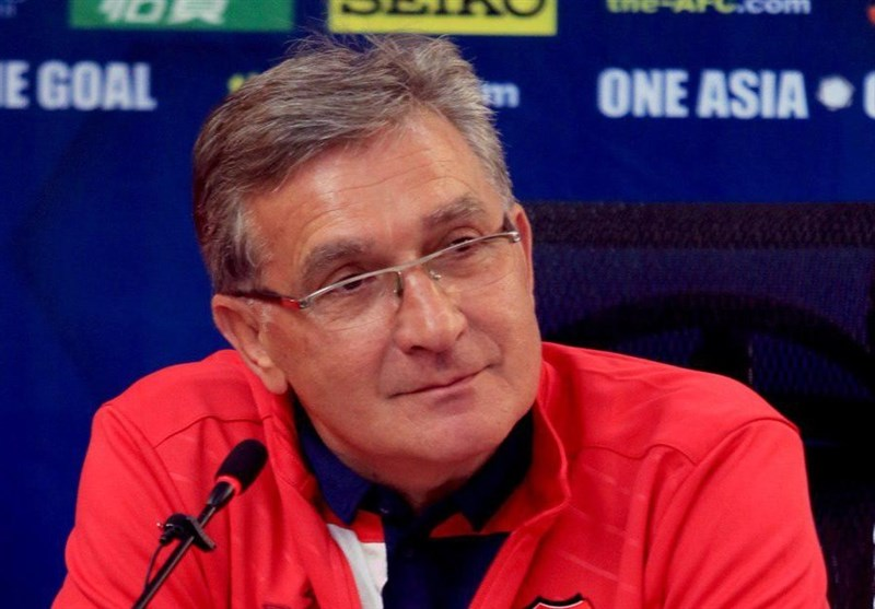 Persepolis Coach Branko Ivankovic Hits Out at Speculation