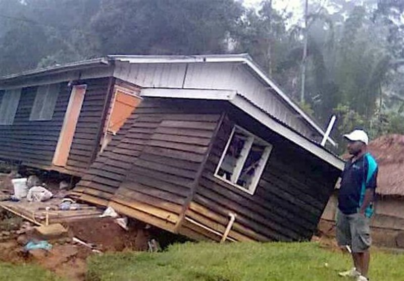 Week after Papua New Guinea Quake, Nearly 150,000 People in Urgent Need of Aid