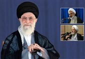 انتصاب نماینده ولی فقیه درسپاه و رئیس دفتر عقیدتی فرماندهی کل قوا از سوی امام خامنهای