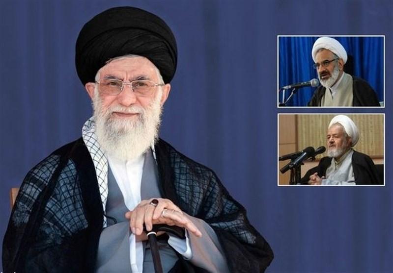 انتصاب نماینده ولی فقیه در سپاه و رئیس دفتر عقیدتی فرماندهیکل قوا از سوی امام خامنهای