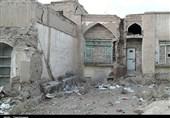 تخریب بافت تاریخی یزد با ضایعات/ استقرار ضایعاتفروشان در بخشهایی از بافت تاریخی