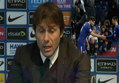 کونته: بازیکنان من باید حذف مقابل بارسلونا را فراموش کنند